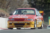 94781  -  Stuart  McColl  Peter Gazzard  Commodore   VP  - Tooheys 1000 Bathurst 1994 - Photographer Marshall Cass
