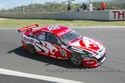 204711 - Peter Brock & Jason Plato - Holden Commodore VY -  Bathurst 2004  - Photographer Marshall Cass