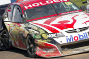 204712 - Peter Brock & Jason Plato - Holden Commodore VY -  Bathurst 2004  - Photographer Marshall Cass