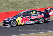 13706 - C. Lowndes / W. Luff  Holden Commodore VF - Bathurst 1000 - 2013  - Photographer Craig Clifford