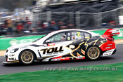 13707 - G. Tander / N. Percat  Holden Commodore VF - Bathurst 1000 - 2013  - Photographer Craig Clifford