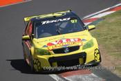 13721 - S. Van Gisbergen / J. Bleekemolen    Holden Commodore VF - Bathurst 1000 - 2013 - Photographer Craig Clifford