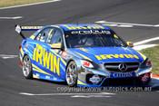 13727 - L. Holdsworth / C. Baird  Mercedes E63 AMG - Bathurst 1000 - 2013 - Photographer Craig Clifford