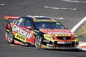 13733 - R. Ingall / R. Briscoe   Holden Commodore VF - Bathurst 1000 - 2013 - Photographer Craig Clifford