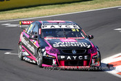 13743 - D. Wall / C. Pither  Holden Commodore VF - Bathurst 1000 - 2013 - Photographer Craig Clifford