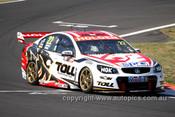 13755 - J. Courtney / G. Murphy  Holden Commodore VF - Bathurst 1000 - 2013 - Photographer Craig Clifford