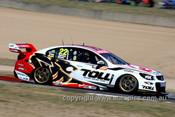 13756 - J. Courtney / G. Murphy  Holden Commodore VF - Bathurst 1000 - 2013 - Photographer Craig Clifford