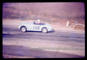 60417 - Austin Healey Sprite - Hume Weir 12th June 1960 - Photographer Simon Brady