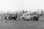 61015 - Ron Sawyer,Ford Anglia - ATCC Lowood 1961