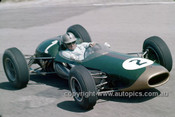 64558 - Jack Brabham, Brabham BT7A Climax - Lakeside 1964
