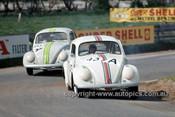 64791  -  Bernie Haehnle / Neil Mckay & Hill Ford / Barry Ferguson, Volkswagen 1200 -  Armstrong 500 Bathurst 1964