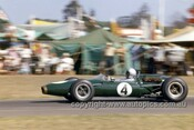65561 - Jack Brabham, Brabham BT11A Climax - Tasman Series   Warwick Farm 1965