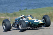 66627 - Jim Clark Lotus 39 - Tasman Series,  Lakeside 1966