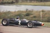 66630 - Graham Hill  BRM P261 -  Tasman Series,  Lakeside 1966