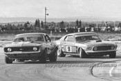 71297 - Bob Jane Chev Camaro & Allan Moffat Trans AM Mustang - 1971