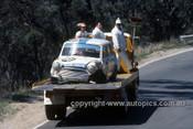 73801  - Gary Leggatt / Bob Webb, Morris Cooper S - Hardie Ferodo 1000  Bathurst 1973