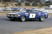 75068 - Allan Moffat Falcon XB GT - Symmons Plains 1975