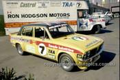 76078 - Bob Morris, Triumph Dolomite - Amaroo 1976 - Photographer Lance  Ruting.