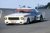 77069 - Ian Geoghegan Holden Monaro - Amaroo Park 1977