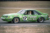 85064 - Dick Johnson, Mustang - Oran Park 1985 - Photographer Lance J Ruting