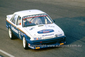 87054 - Allan Moffat & John Harvey, Commodore VL - Monza 1987 WTCC