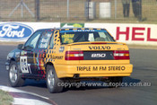 94046 - Peter Brock & Tony Scott, Volvo 850 T-5 - Hardie Ferodo 12 Hour Bathurst  1994 - Photographer Marshall Cass