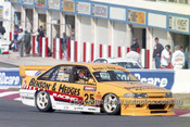 94784  - Tony Longhurst / Charlie O'Brien  Commodore   VP  - Tooheys 1000 Bathurst 1994 - Photographer Marshall Cass