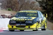 94788  - Andrew Miedecke / Jeff Allam,  Falcon EB  - Tooheys 1000 Bathurst 1994 - Photographer Marshall Cass