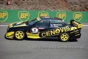 94789  - Andrew Miedecke / Jeff Allam,  Falcon EB  - Tooheys 1000 Bathurst 1994 - Photographer Marshall Cass