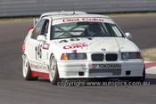 94793  - Paul Morris / Altfrid Heger,  BMW 318i  - Tooheys 1000 Bathurst 1994 - Photographer Marshall Cass