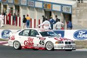 94794  - Craig Baird / Brett Riley,  BMW 318i  - Tooheys 1000 Bathurst 1994 - Photographer Marshall Cass