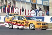 94796  - Warwick Rooklyn / John Blanchard,  BMW 318i  - Tooheys 1000 Bathurst 1994 - Photographer Marshall Cass