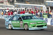 94798  - Chris Smerdon / Cameron McConville,  Commodore   VP  - Tooheys 1000 Bathurst 1994 - Photographer Marshall Cass