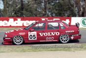 96742 - Jim Richards Volvo 850 - Bathurst 1996 - Photographer Marshall Cass