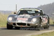 206028 - Peter Brock & Mick Hone, Daytona Coupe - Targa Tasmania 2006