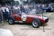 56511a - Harry McLaughlin, Ford Special - Australian Grand Prix  Albert Park 1956 -  Photographer Simon Brady
