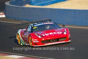 14001 - P. Edwards / J. Bowe / C.Lowndes / M. Salo - Ferrari F458 Italia - Winner - 2014 Bathurst 12 Hour - Photographer Jeremy Braithwaite