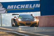 14008 - T. Quinn / K. Quinn / A. Kirkaldy / S. Gisbergen - McLaren MP4 12C - 2014 Bathurst 12 Hour  - Photographer Jeremy Braithwaite