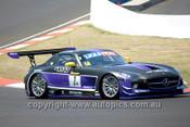 14011 - B. Schneider / M. Engel / N. Bastian - Mercedes  SLS AMG GT 6200 - 2014 Bathurst 12 Hour  - Photographer Jeremy Braithwaite