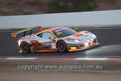 14025 - W S Mok / C. Baird / M. Griffin / H. Hamaguchi - Ferrari F458 Italia  4497 - 2014 Bathurst 12 Hour  - Photographer Jeremy Braithwaite