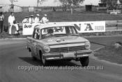 63727 - Paul Morgan & Ralph Sach, Holden EH S4 - Bathurst Armstrong 500 1963