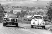 63732 - John Connelly & Bob Drapper, Renault R8 & Bill Ford & Barry Ferguson, Volkswagen - Armstrong 500 Bathurst 1963