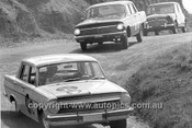 63733 - Jim O'Shannessy / John Brindle & Brian Muir & Spencer Martin, Holden EH S4 & Tom Corcoran & Digby Cooke, Morris 850  - Armstrong 500 Bathurst 1963