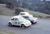 63737 - Bill Ford & Barry Ferguson, Volkswagen & Brian Foley & Peter Manto, Morris Cooper  - Armstrong 500 Bathurst 1963