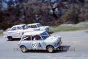 63738 - Tony Hill & Frank Kleinig Jnr., Morris 850 & Jack Murrat & Alan Edney, Morris Major Elite & Des West & John Martin, Morris Cooper - Armstrong 500 Bathurst 1963