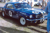 64117 - Norm Beechey, Ford Mustang - Lakeside 1964