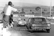 67777  - Harry Firth & Fred Gibson  -  Bathurst 1967 - 1st Outright & Class D Winner - Ford Falcon XR GT
