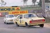 68777  - Tony Roberts & Bob Watson, Holden Monaro GTS 327 & Brian Foley / Laurie Stewart Alfa Romeo 1750 GTV - 1968 Hardie Ferodo 500 Bathurst
