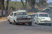 68778  - Chris Brauer & Murray Harrod, Falcon XT GT & Rusty French & Alton Boddenberg, Hillman Gazelle - 1968 Hardie Ferodo 500 Bathurst