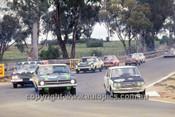 68780  - Matt Daddo & Peter Ulbrich, Datsun 1600 &  Brian Muir / George Reynalds, Holden GTS Monaro 327 & Warren Weldon & John Hall, Studebaker Lark - 1968 Hardie Ferodo 500 Bathurst